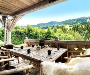 outdoor living and porch image