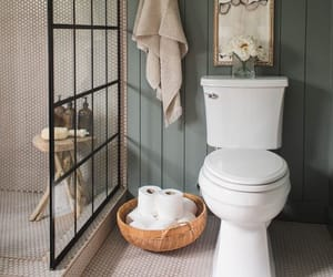 bathroom, home decor, and house image