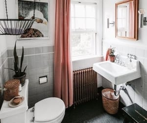 bathroom and house image