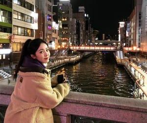 gfriend, sinb, and hwang eunbi image