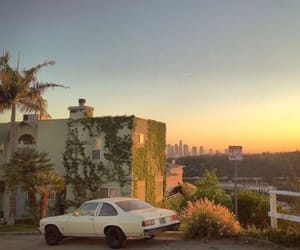 aesthetic, car, and classic image