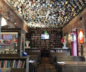 books, cafe, and countries image
