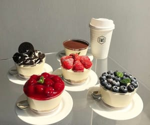 dessert, delicious, and food image