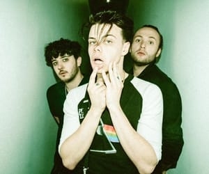 punk, rock, and yungblud image