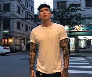 korean, monster woo, and Tattoos image