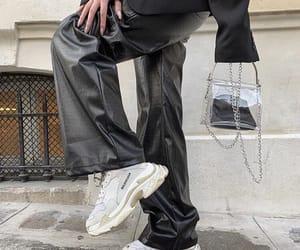 Balenciaga, clothes, and sneakers image