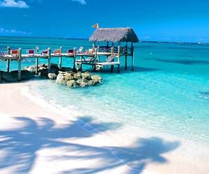 bahamas, holidays, and ocean image