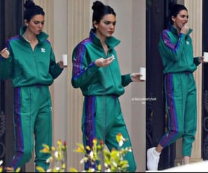 kendall jenner, adidas, and beauty image