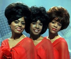 1960s, Diana Ross, and harmonies image