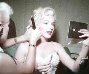 1953, hollywood, and make up image