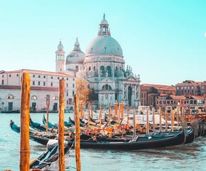 architecture, boating, and canal image