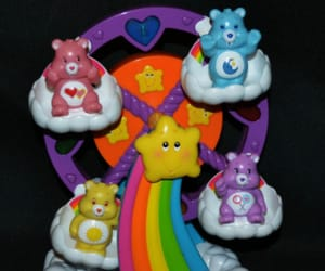 care bears, nostalgia, and toycore image