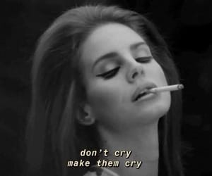 lana del rey, crazy, and black and white image