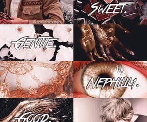 aesthetic, nephilim, and character image