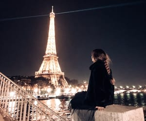 amour, eiffel tower, and france image