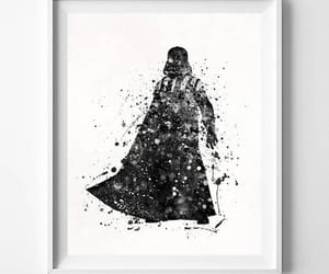etsy, star wars poster, and star wars gift image