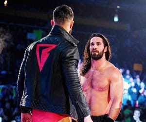 the shield, wwe, and seth rollins image