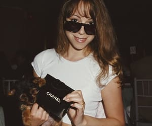 90s, chanel, and Mariah Carey image