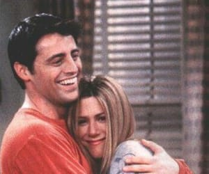 friends, Joey, and rachel image