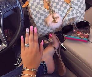 girl, meninas, and nails image