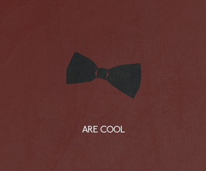 cool, doctor who, and bowties image