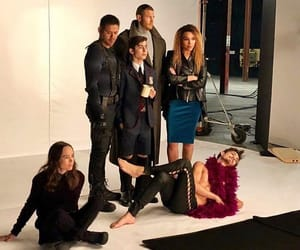 the umbrella academy, family, and tv series image