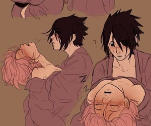 hentai, naruto, and sakura image