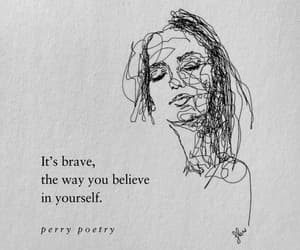 believe, drawing, and quotes image