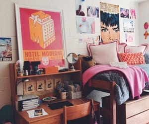 college dorm image