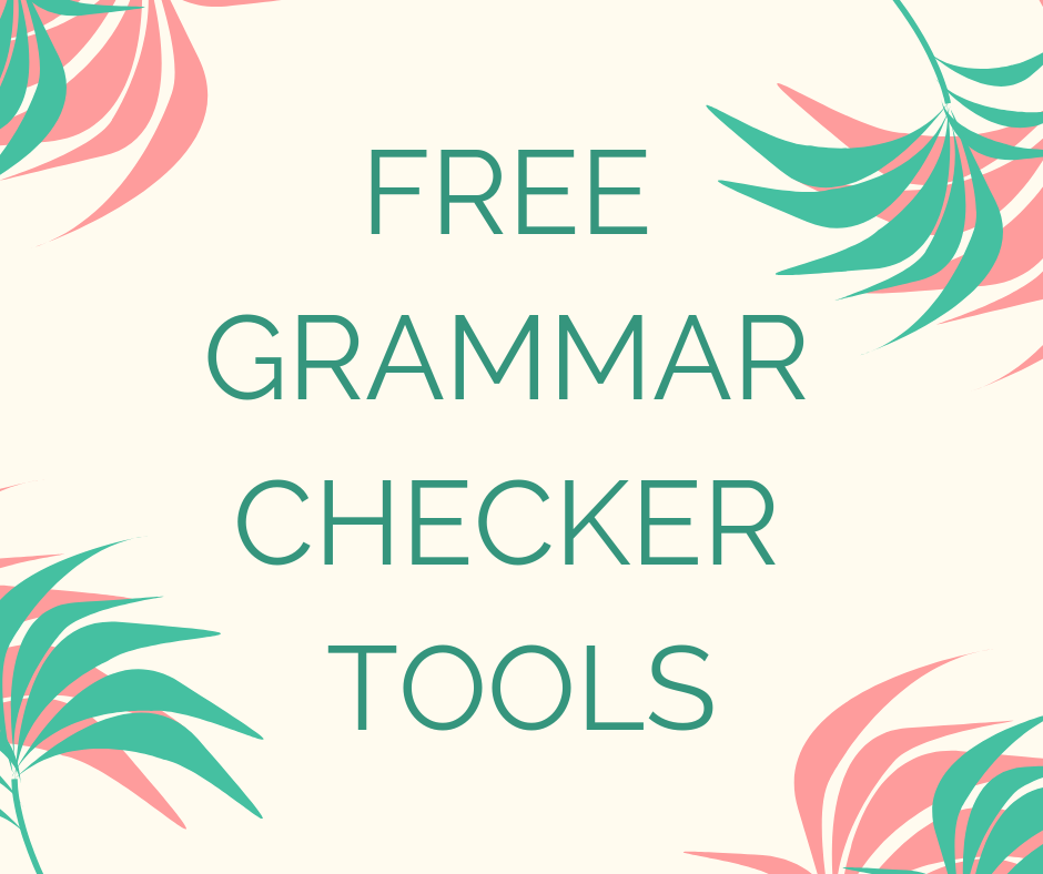 article, checker, and grammar image