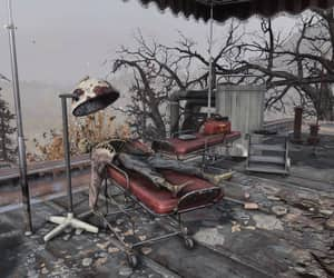 apocalypse, medical, and roof image