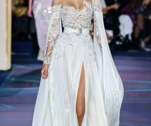 Zuhair Murad, fashion, and Couture image
