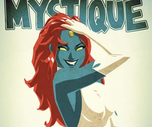 Marvel, mystique, and x-men image