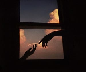 hands, aesthetic, and love image