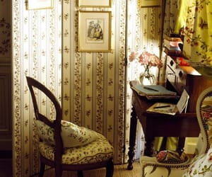 antique, cozy, and room image