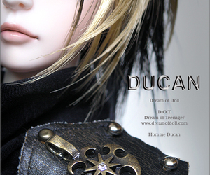 doll and ducan image