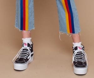 converse, grunge, and sneakers image