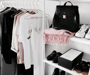 clothes, tshirt, and wardrobe image