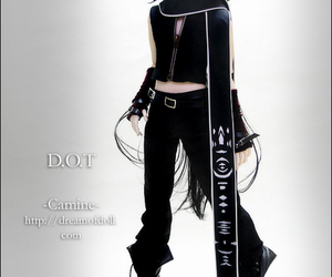 DoD, doll, and perfect image