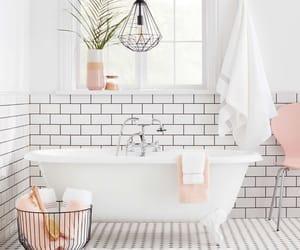 bath, decor, and home image