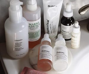 makeup, products, and self love image