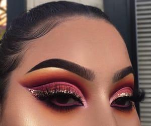 eyeshadow, makeup, and cosmetics image