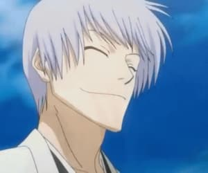 anime, ichimaru gin, and bleach image