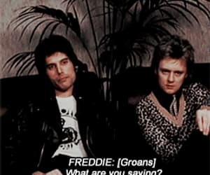 Freddie Mercury, iconic, and brian may image