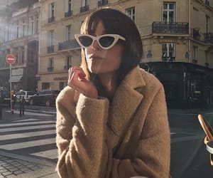 coffee, paris, and street style image