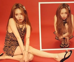 4minute, hyuna, and kim hyuna image