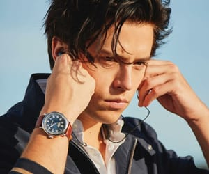 cole sprouse and boy image
