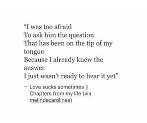 afraid, life, and move on image