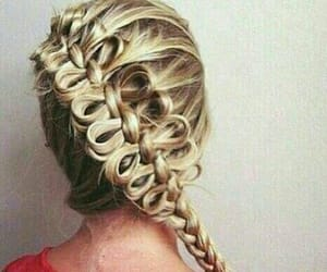 accessories, braid, and different image