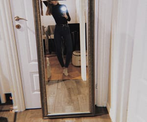 body, outfit, and shape image